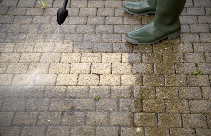 Limpieza de Pavimento